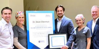 Dr. Dean Elterman Designated as a Center of Excellence for Rezūm™ Water Vapor Therapy
